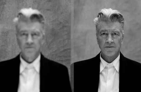 David Lynch by Mondino